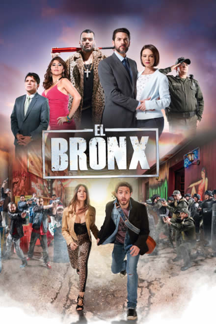 El Bronx - Catálogo Scripted - Formato SERIE - Canal Caracol